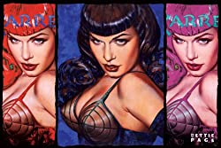 Pyramid International Bettie Page, Colours Maxi Poster
