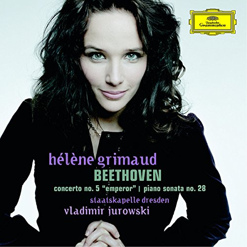BEETHOVEN - Grimaud - Concerto pour piano n° 5 - Sonate pour piano n° 28
