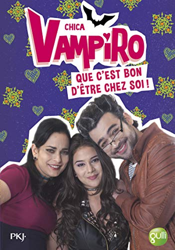 16. Chica Vampiro : que c'est bon d'être chez soi ! (16)