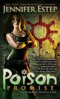 Poison Promise (Elemental Assassin Book 11) by [Estep, Jennifer]