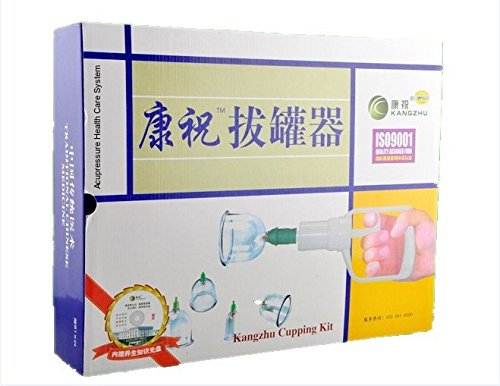 Vacuum Cupping Set 24 Cup