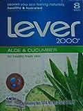 Lever 2000 Aloe & Cucumber Refreshing Ba...