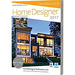 Home Designer Architectural 2017 (PC/Mac)