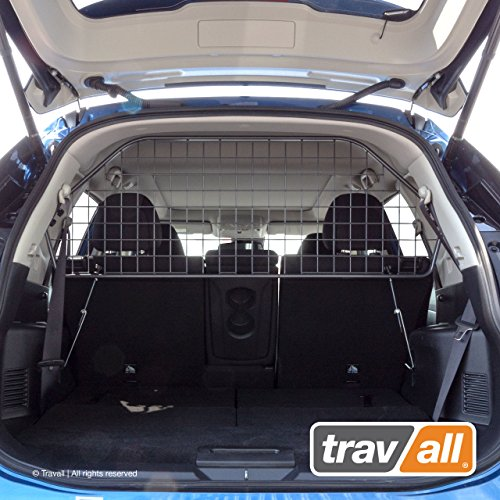 Travall Guard Hundegitter TDG1453 - Maßgeschneidertes Trenngitter in Original Qualität