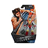 X-Men Origins Wolverine Comic Series 10cm Tall Action Figure - COLOSSUS with Sledge Hammer