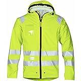 Snickers Workwear 8233 - Chaqueta de seguridad, color amarillo (hv gelb), talla 4 (S)