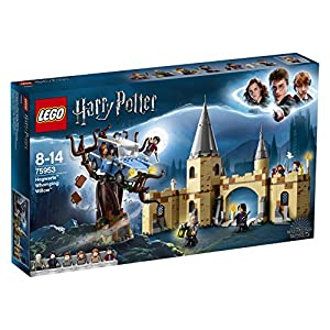 LEGO 75953 Harry Potter Whomping Willow Building Set, Hogwarts Castle, the Chamber of Secrets Movie, Wizarding World, Magical Fun Toy from LEGO