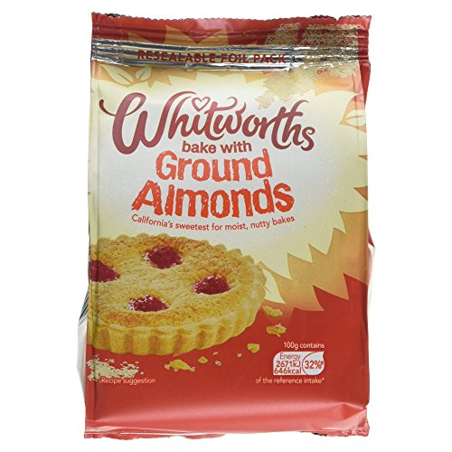 Whitworths Bake with Ground Almonds 150g Test