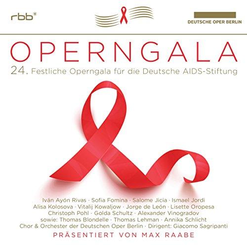Operngala Fr die Aids-Stiftun [Import allemand]