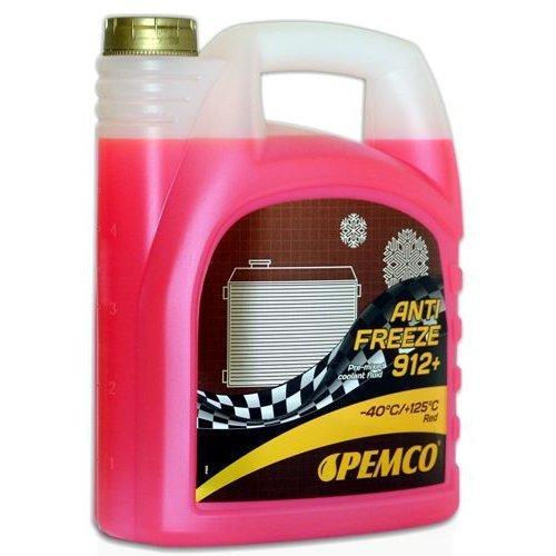 pemco-liquido-antigelo-912-efficace-fino-a-40c-pronto-per-luso-tanica-da-5l-rosso