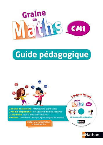 Graine de maths CM1