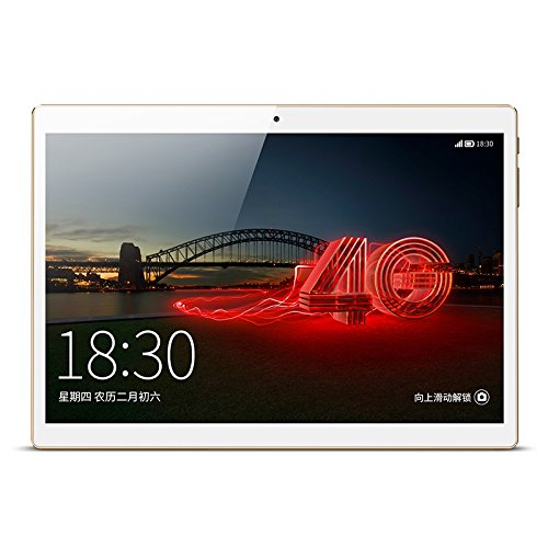 Onda V10 4G neue Tablet PC MTK6753 Octa-Core 3 GB Ram 32 GB Rom 10,1 Zoll 1920 * 1200 IPS Android 7,0 LTE WCDMA CDMA GSM WiFi BT (Cdma-gsm-android)