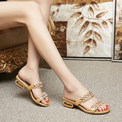 2fb4660afb5 Lolittas Summer Leather Gladiator Sling Diamante Sandals Jewelled for Women  ...
