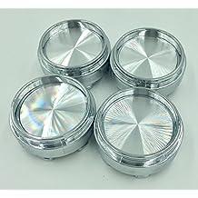 BizTech ® 65mm Tapas De Centro De Rueda Universal , Compatible con ruedas Rays Volk Racing