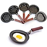 Toku Cartoon Mini Egg Frying Pan Omelette Designer Breakfast Pan Pancake maker