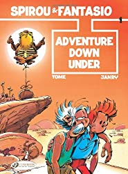 Spirou Vol.1: Adventure Down Under (Spirou & Fantasio)