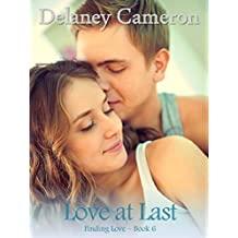 Love at Last (Finding Love Book 6) (English Edition)
