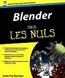 BLENDER POUR LES NULS