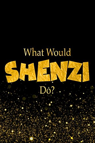What Would Shenzi Do?: The Lion King Characters Designer Notebook