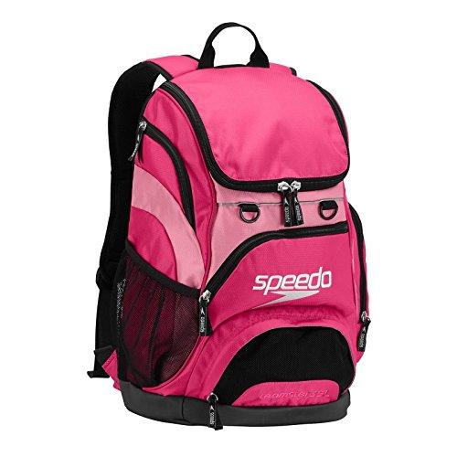 Speedo Teamster Mochila, Unisex Adulto, Morado (Purple / Pink), 35 l
