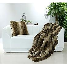 suchergebnis auf f r fellimitat decken. Black Bedroom Furniture Sets. Home Design Ideas