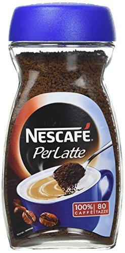 NESCAFÉ PERLATTE Caffè solubile 6 barattoli da 200g (1,2kg)