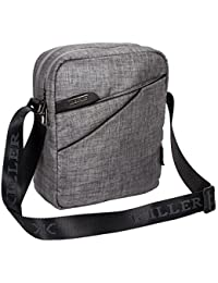 43a5a8104e KILLER Adelaide Polyester Water-resistant Sling Bag with Multiple Prockets  and Padded Section for iPad
