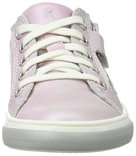Richter Kinderschuhe Mädchen Fedora Low-Top Pink (fuchsia/silver)