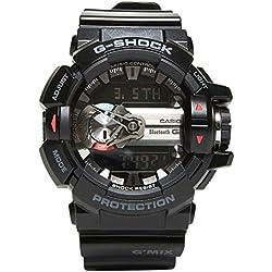 Casio Reloj Analógico/Digital de Cuarzo para Hombre con Correa de Resina – GBA-400-1AER