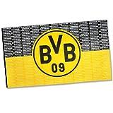 BVB 09 BORUSSIA DORTMUND HISSFAHNE 'BORUSSIA DORTMUND' 250X150 CM HISSFLAGGE FAHNE FLAGGE FUSSBALLFAHNE