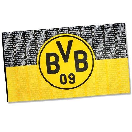 BVB 09 BORUSSIA DORTMUND HISSFAHNE \'BORUSSIA DORTMUND\' 250X150 CM HISSFLAGGE FAHNE FLAGGE FUSSBALLFAHNE