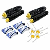 Kit Medium Serie 600Bürsten 3Arme und Filter für iRobot Roomba Serie 600601602603604605606607608609610611612613614615616617618619620Garantie JSD