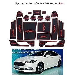 Ford Fiesta JA8 ab 2008 bis 2011 mit Befestigungen Autoteppich Fußmatten mit Sti