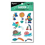 Garden - Designer Temporary Tattoos