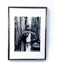 The Photo Album Company PACFA3B-SIL - Marco de fotos (tamaño A3)