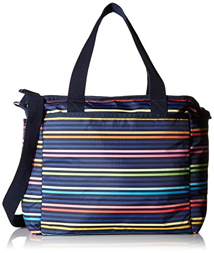 lesportsac-bagage-cabine-femme-multicolore-baby-lestripe
