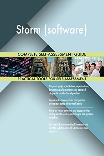 All storm the best amazon price in savemoney storm software all inclusive self assessment more than 700 success criteria fandeluxe Choice Image