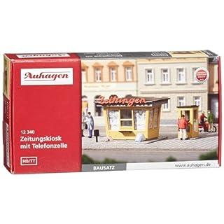 Auhagen 12340 - Zeitungskiosk mit Telefonzelle by Auhagen GmbH