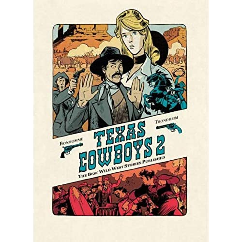 Texas Cowboys - tome 2 - Texas Cowboys 2