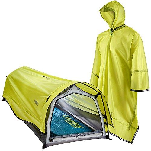 Columbus Poncho Tent Pro Tenda Un Posto
