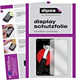 dipos I 6X Schutzfolie klar passend für Sharp Aquos D10 Folie Bildschirmschutzfolie