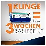 Gillette Fusion5 Rasierklingen mit Rasierer, 11 Stück