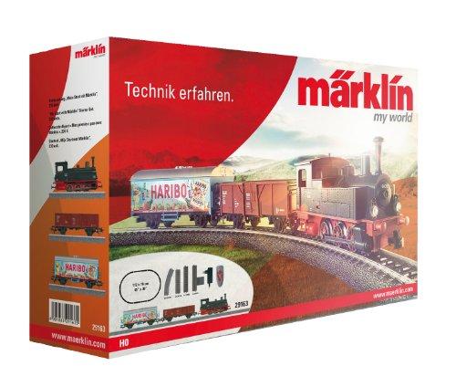 """Märklin 29163 - Startpackung """"Mein Start mit Märklin"""" BR 89.3"""