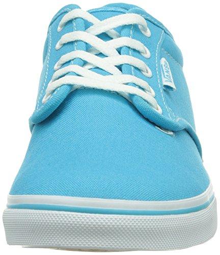 Vans W ATWOOD, Sneaker Donna Blu (Blau (Blue Atoll/Whit / 0BW))