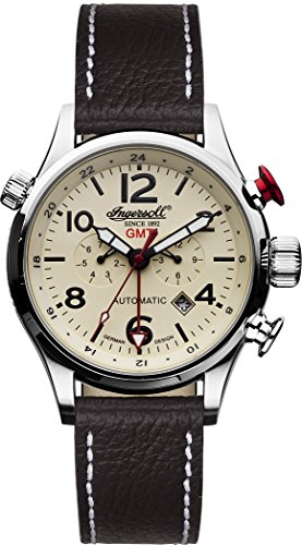 Ingersoll Herren-Armbanduhr IN3218CR Analog Automatik IN3218CR