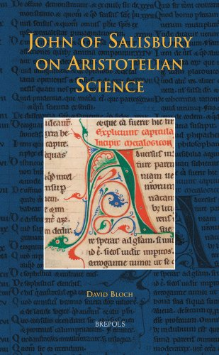 John of Salisbury on Aristotelian Science