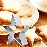Oyedens Baby Kind Küche DIY Cookies Kuchenform Cartoon Mousse Ring Backform, Werkzeug Zuckerfertigkeit Kuchen Dekorieren Neu Silikon DIY Kuchen Gebäck Werkzeuge zubehör Dekoration Kunststoff Einfach zu steuern Einhandbedienung (A)