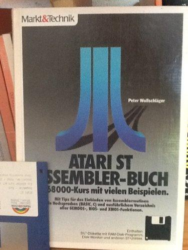 ATARI- ST - ASSEMBLER- Buch