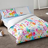 Burrito Blanco - Juego de funda nórdica 340 Multi, para cama de 90 x 190/200 cm.