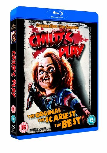 Child's Play [Blu-ray] [Import anglais] (Blu-ray Play Childs)